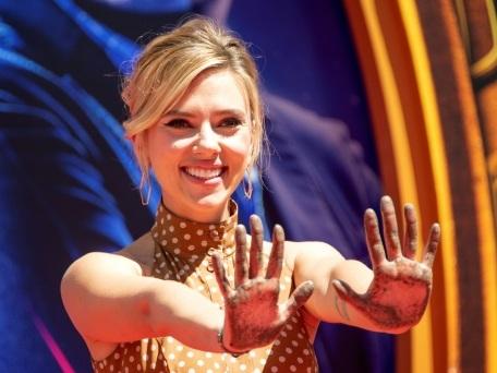Scarlett Johansson reste l'actrice la mieux payée au monde (classement Forbes)