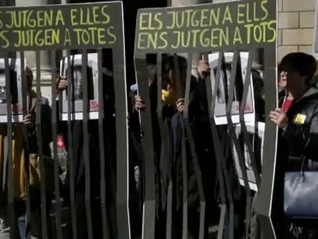 Quel sort pour les condamnés catalans?