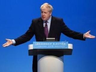 """Brexit - Boris Johnson reconnaît avoir besoin de la """"coopération"""" des Européens"""