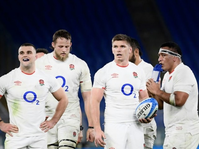 "Six nations: ""wait and see"" pour l'Angleterre après le bonus en Italie"