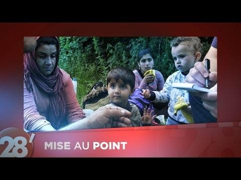 """""""Jungle"""" à Calais : la France doit-elle revoir ses accords avec la Grande-Bretagne ?"""