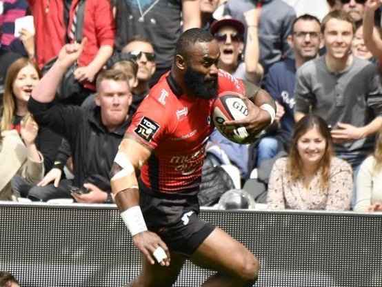 Rugby - Top 14 - UBB - Radradra a signé son contrat à l'UBB