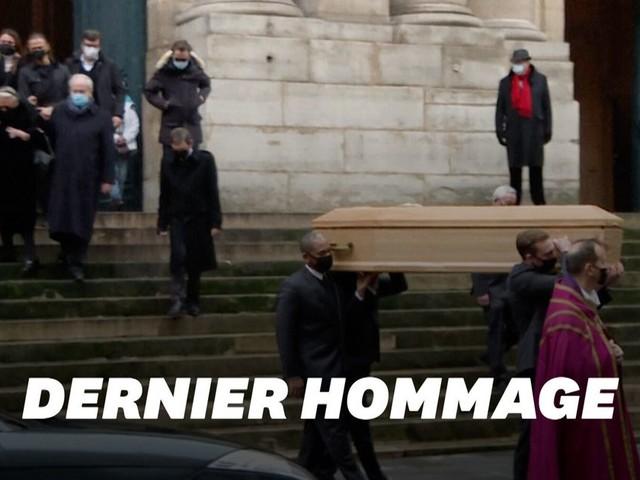Claude Brasseur enterré au Père-Lachaise, ces acteurs lui rendent hommage