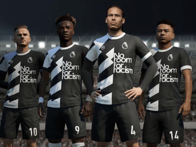 Avec FIFA 20, EA Sports rejoint la lutte contre le racisme dans le football