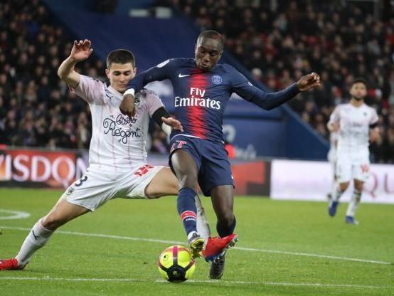Foot - L1 - PSG - Composition du PSG : Presnel Kimpembe remplaçant, Moussa Diaby titulaire contre Saint-Etienne