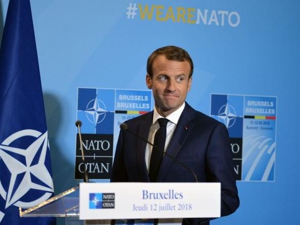 Lavrov espère que les idées de Macron sur la Russie «pénétreront dans la tête de l'Otan»