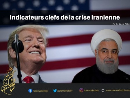 Indicateurs clefs de la crise iranienne