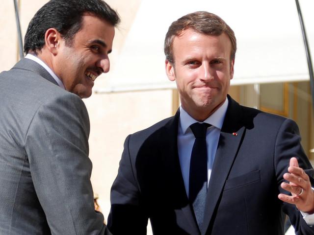 Emmanuel Macron au Qatar: quelle position pour la France en pleine crise du Golfe?