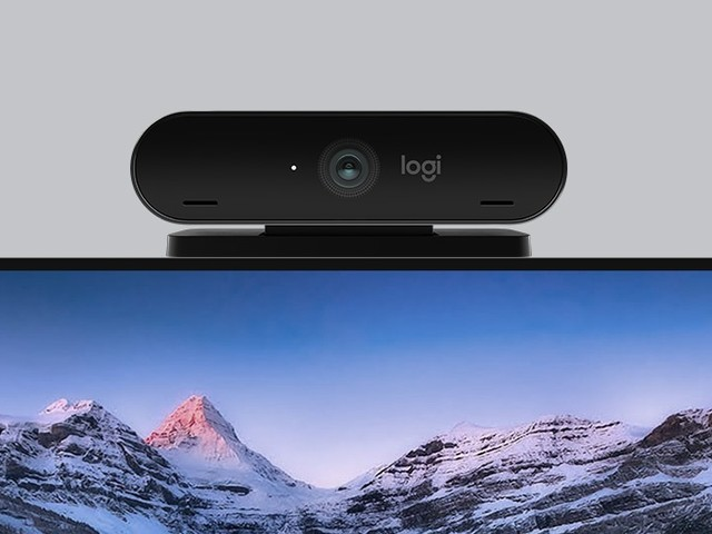 Logitech a fait une webcam 4K pour le Pro Display XDR d'Apple