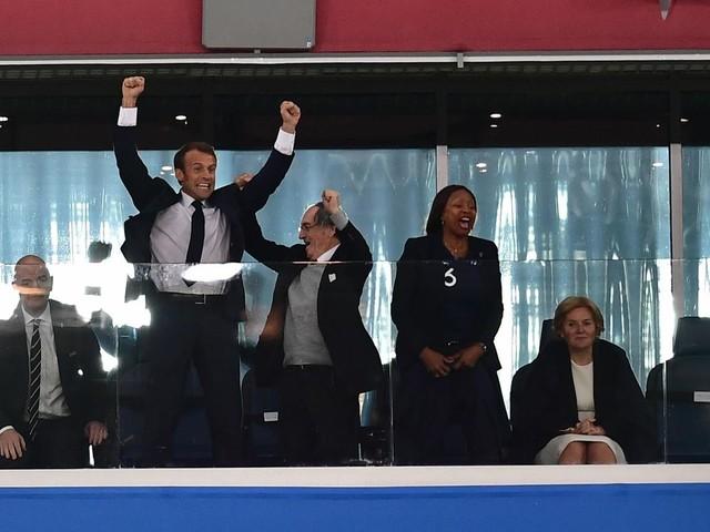 France-Russie : Emmanuel Macron va rencontrer Vladimir Poutine en marge de la coupe du monde