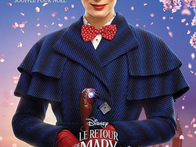 Le Retour de Mary Poppins (Mary Poppins Returns) de Rob Marshall