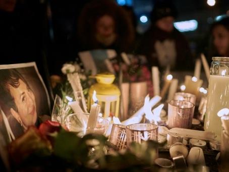 Crash du Boeing en Iran: colère et tristesse lors d'une veillée à Toronto