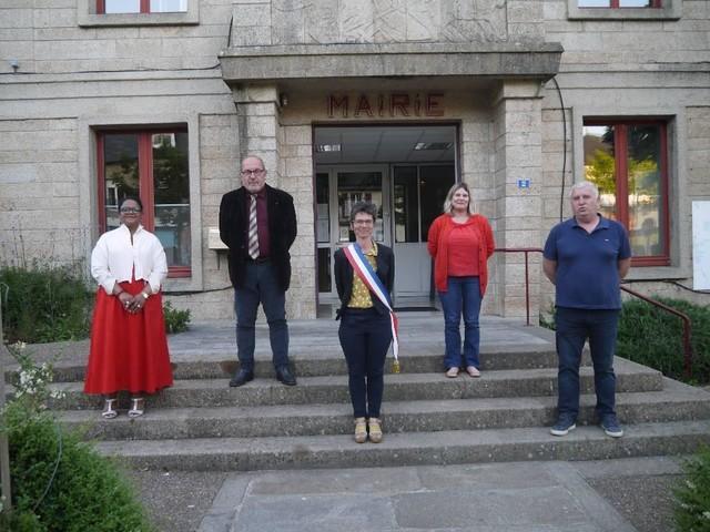 Saint-Georges-de-Reintembault : Marie-Claire Boucher réélue maire