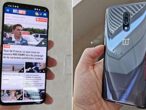 Les tests de Mathieu: le OnePlus 7 est-il le meilleur smartphone à 500€ ?