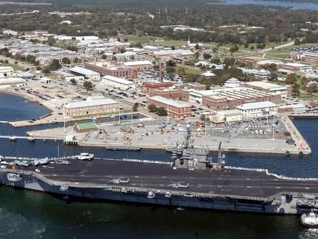 Floride: 2 morts dans une fusillade sur la base militaire de Pensacola