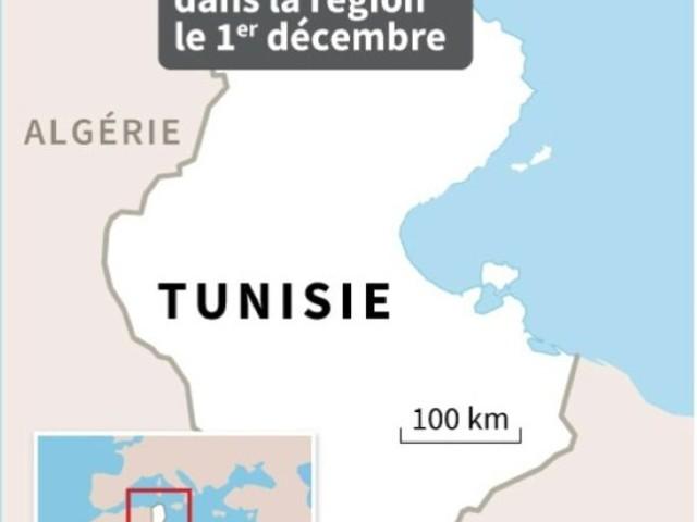 Tunisie: au moins 24 morts dans la chute d'un bus de touristes dans un ravin