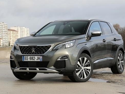 La voiture la plus produite en France en 2019 est une Peugeot