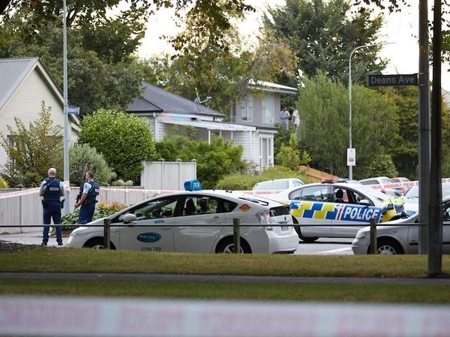 Attentat d'extrême droite contre deux mosquées en Nouvelle-Zélande