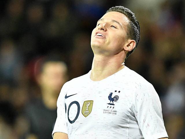 Équipe de France. Thauvin forfait et non remplacé pour le match contre l'Allemagne