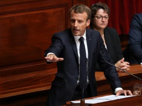 Macron fixe son cap pour l'an II, avec une tonalité sociale