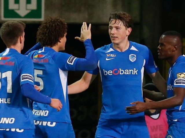 D1A: Genk regoûte à la victoire au Cercle de Bruges, La Gantoise s'impose face à Zulte Waregem