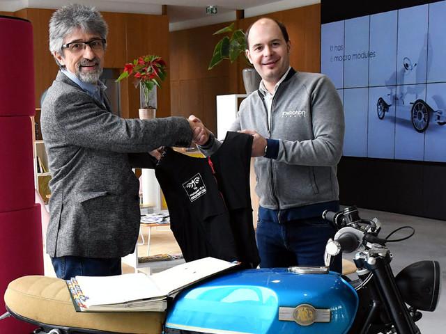 Sécurité : Une assurance va financer l'airbag électronique pour ses sociétaires