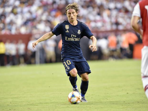 Beckham vise cette star du Real Madrid