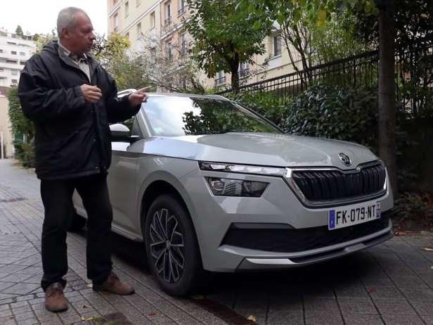 Essai Skoda Kamiq (2019) : mieux que le VW T-Roc !