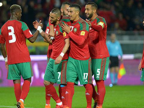 Portugal-Maroc : Les compositions d'équipes