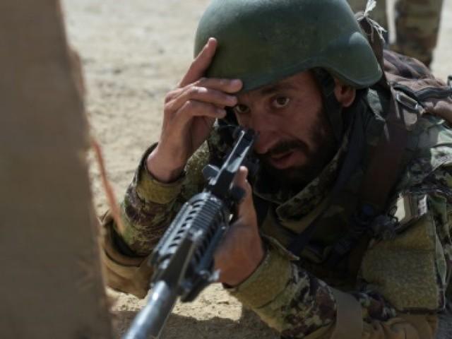 L'Afghanistan doit doubler ses forces spéciales pour contrer les talibans