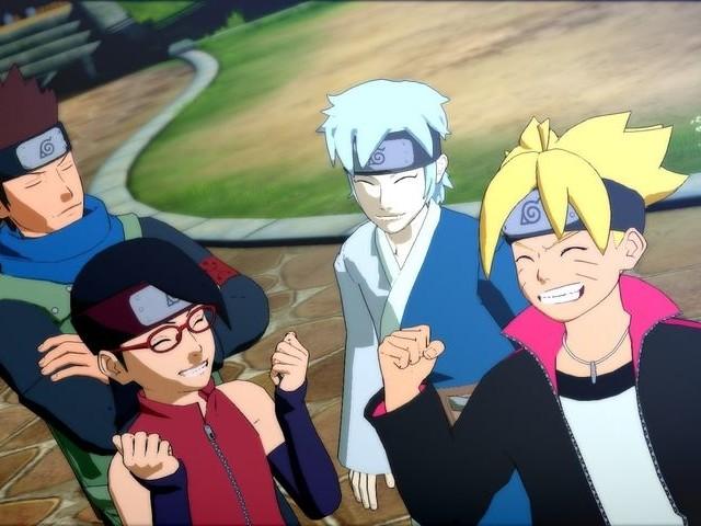Naruto Shippuden : Ultimate Ninja Storm 4 Road to Boruto s'annonce sur Switch