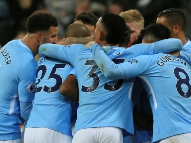 Angleterre: Manchester City écarte Newcastle et chasse le record