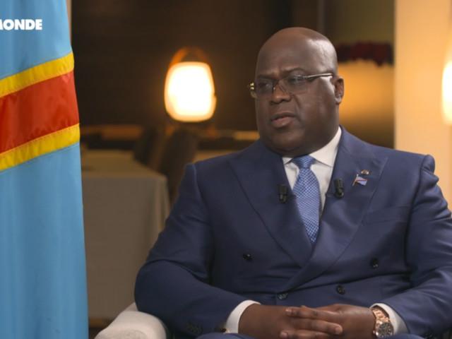 RDC: à Bukavu, Tshisekedi appelle à sortir du tout-minerai