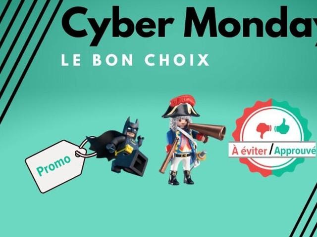 Cyber Monday: les meilleures promos sur les Lego et autres jouets