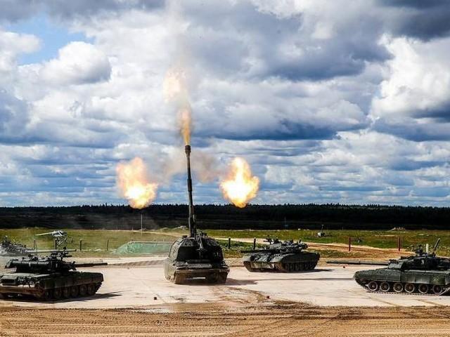 Experts: les dépenses mondiales de défense ont dépassé 1,8 trillion de dollars en 2019..
