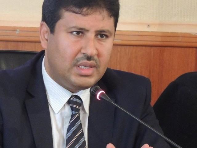 """Hamidine: """"Les partis de la majorité ne devaient pas voter pour l'opposition"""""""