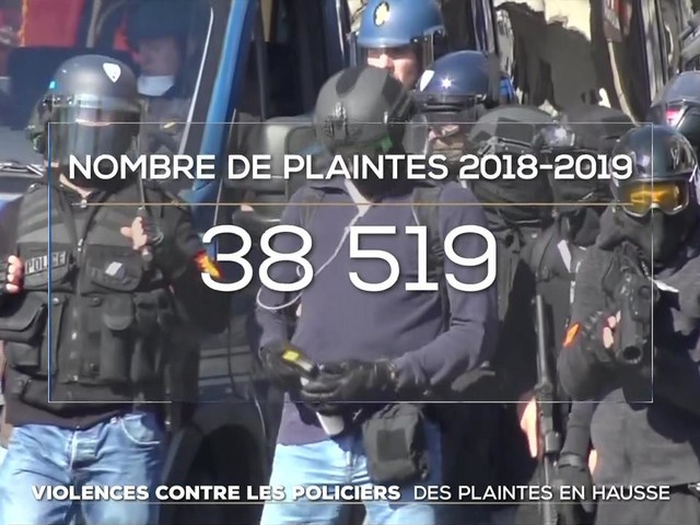 Violences contre les forces de l'ordre : policiers, gendarmes et pompiers sont-ils devenus des cibles ?
