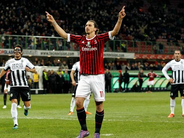 A Milan, c'est le jour de Zlatan