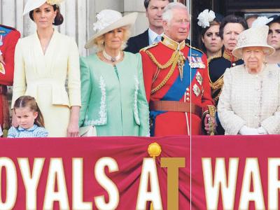 Prince William, Kate Middleton, retrouvailles glaciales avec Harry, ça chauffe en public