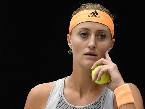 Est-ce la fin du couple Kristina Mladenovic- Dominic Thiem ?