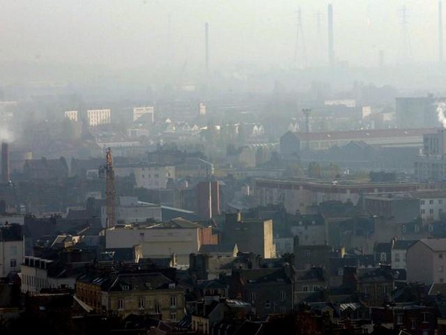 Pollution de l'air : le Havre et Rouen dans le haut du classement