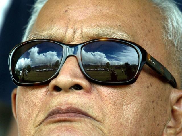 L'ancien idéologue et numéro deux des Khmers Rouges est mort