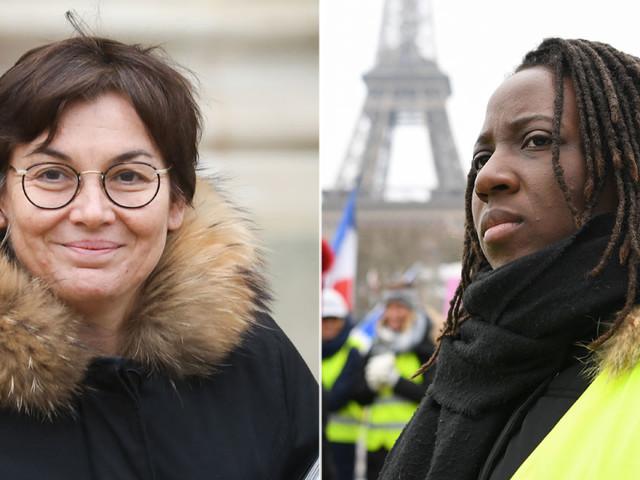 """Priscillia Ludosky et une délégation de """"gilets jaunes"""" reçus mardi par Girardin, ministre des Outre-mer"""
