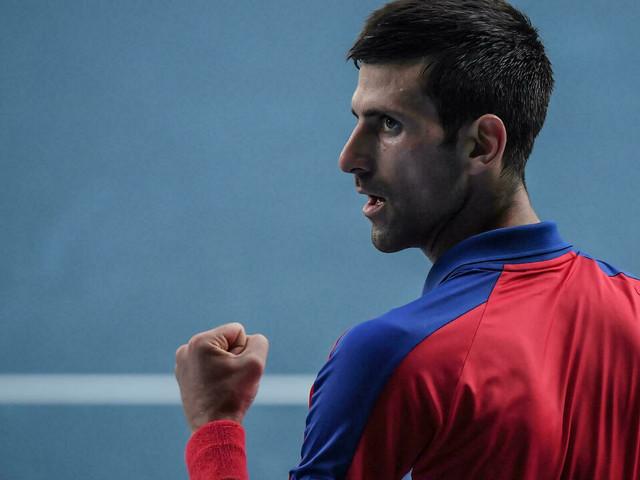 """US Open: Novak Djokovic en mission pour devenir le """"GOAT"""""""