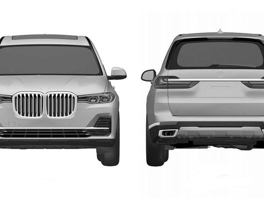 Voici le BMW X7