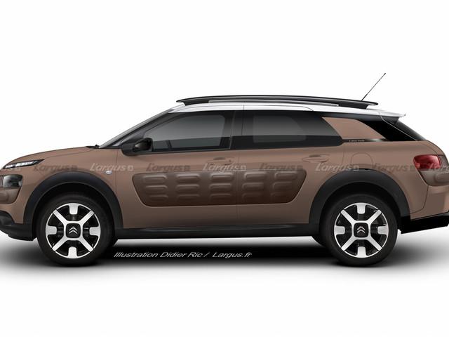 Citroën C4 Cactus : le break auquel nous avons échappé...