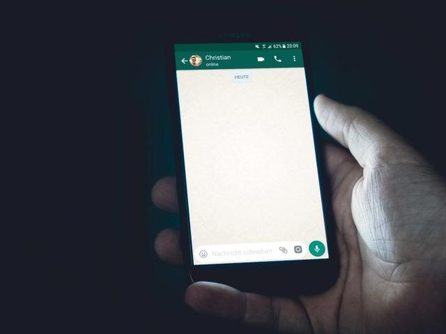 Whatsapp va signaler les appels en attente