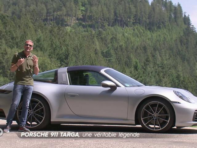 Porsche 911 Targa, une véritable légende - Essai TURBO du 18/10/2020