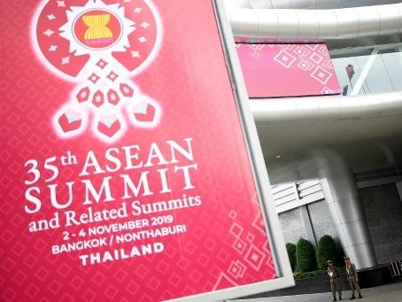 L'accord de libre-échange promu par Pékin au coeur du sommet de l'Asean à Bangkok