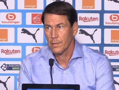 OM : Garcia confirme deux absences et annonce une grosse incertitude concernant Gustavo à Caen